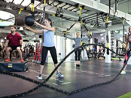 Thumbnail Functional Training Zone
