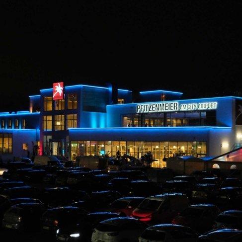 Fitnessstudio Mannheim City Airport - Pfitzenmeier
